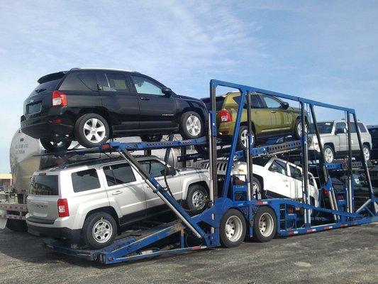 Vehicles Transportation